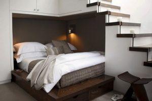 slaapkamer op maat interieurbouw, ensuite, inloopkast, hengelo, interieur