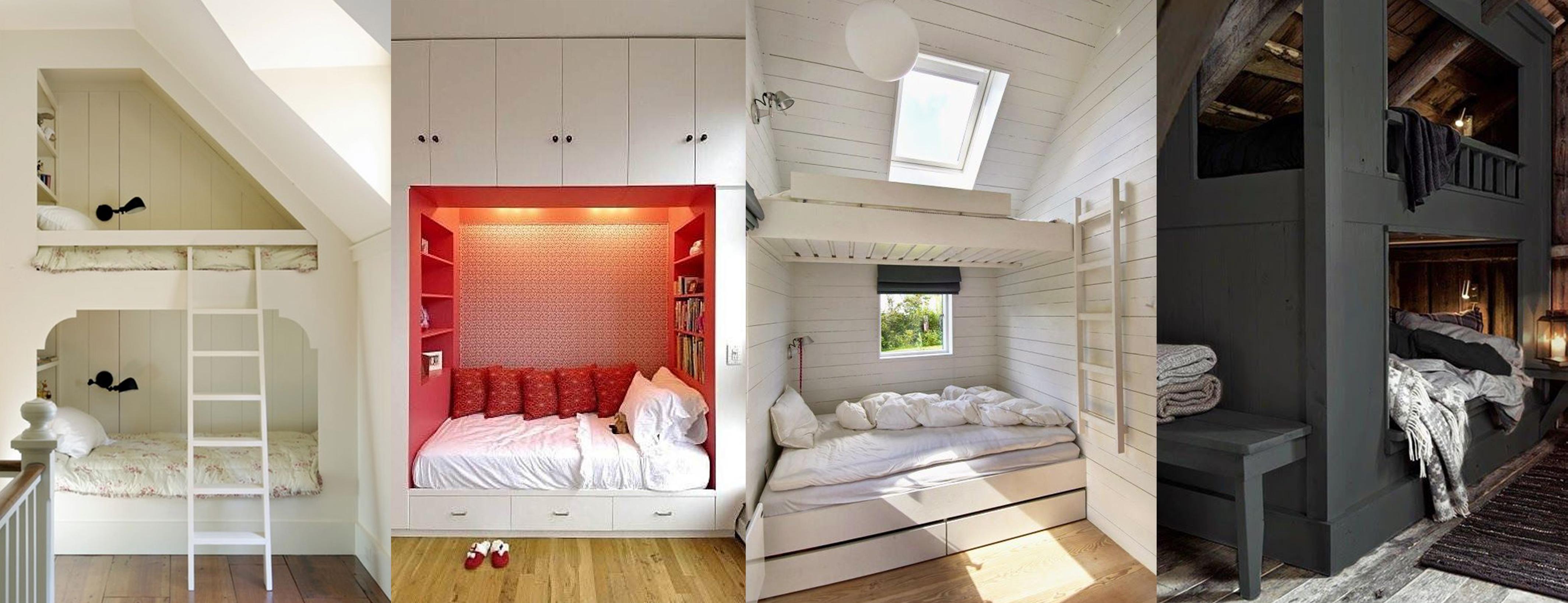 Slaapkamer op maat |