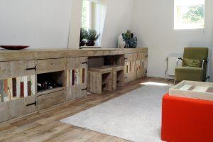 Thomashuis Renkum maatwerk kast interieur ontwerp