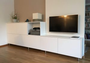 tv meubel verbouwing