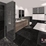 badkamer 3D